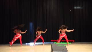 Dancing Dolls  DD4L performs in Greenville MS