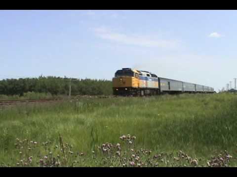 The Hudson Bay Leaves Winnipeg