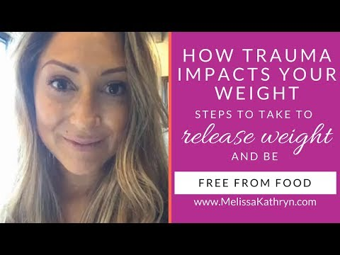HOW TRAUMA IMPACTS YOUR WEIGHT: Steps to Take to Release Weight and Be Free From Food!