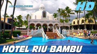 видео Отель Riu Bambu 5*. Доминикана. Пунта-Кана. Отель Riu Bambu 5* цены / отзывы / описания  / заказ отеля :: hochuvotpusk.ru