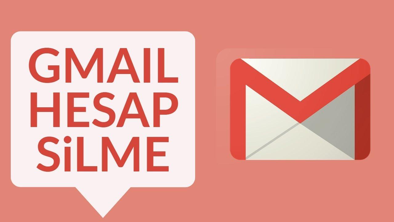 GMail Hesap Silme (Gmail Hesabı Kapatma)