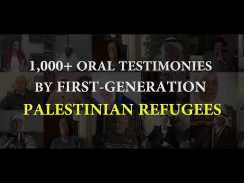 The Palestinian Oral History Archive Project