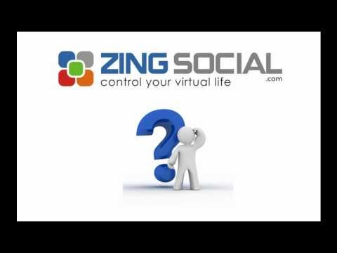 Zing Social - The Social Network Where You Can Control Your Virtual Life (Teaser)