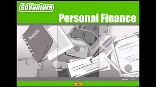 GoVenture Personal Finance (Training Video)