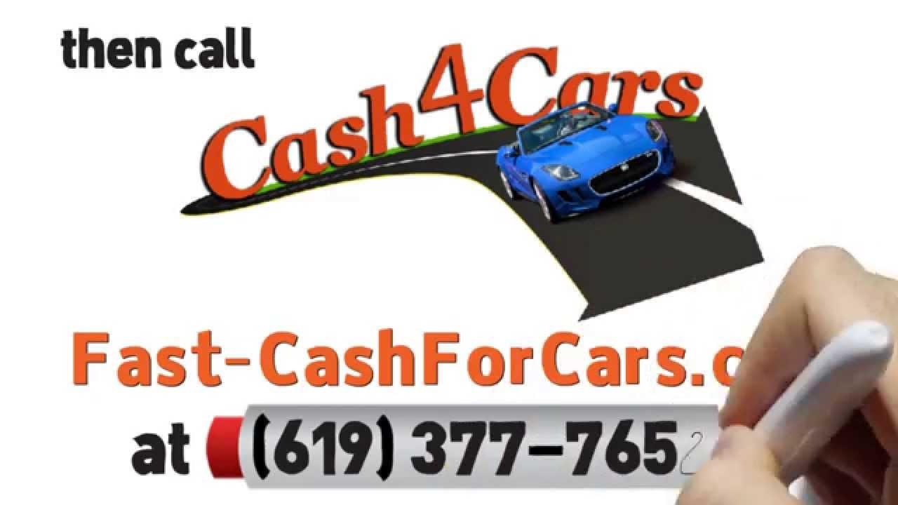 Cash For Cars La Mesa, We Buy Cars La Mesa, $500 Over CarMax! - YouTube