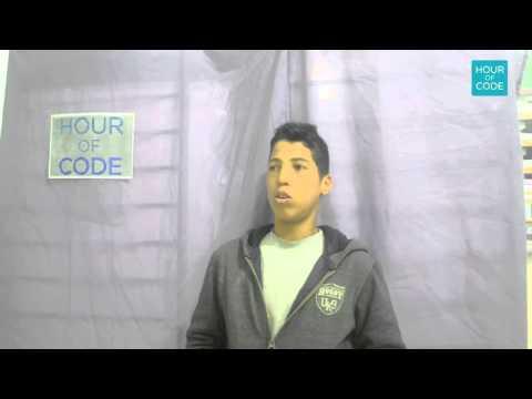 Hour of code - Medenine - Tunisia
