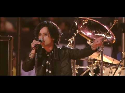 GREEN DAY & U2   Wake Me Up When September Ends LIVE
