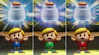 Zelda: Link's Awakening (Switch) - All Fairy Bottle Locations