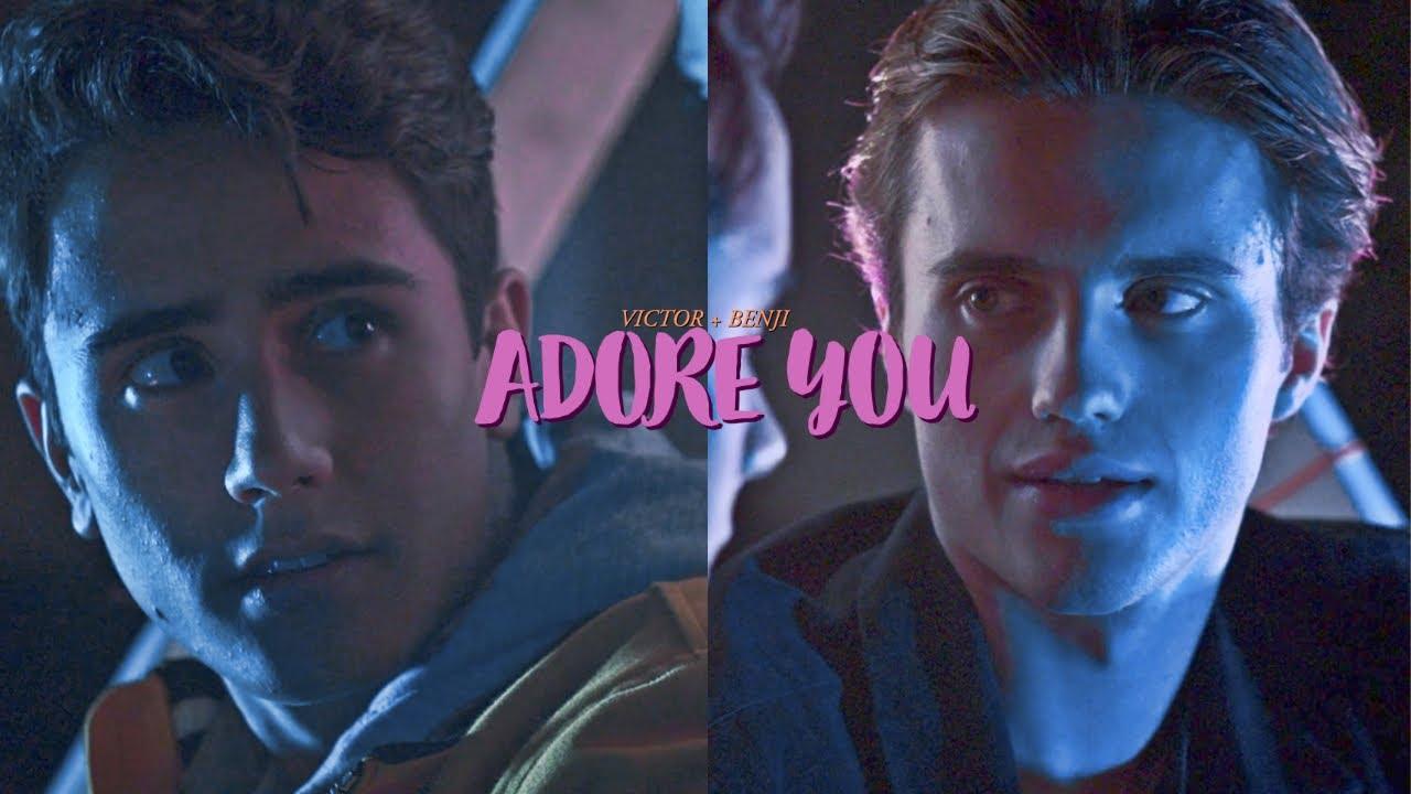 victor + benji | adore you