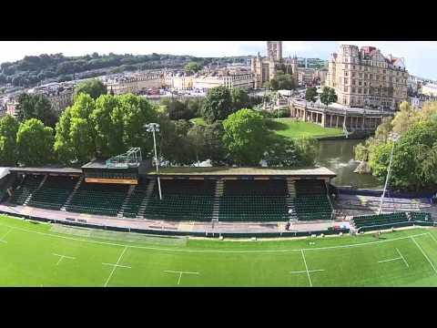 Bath Rugby Ground