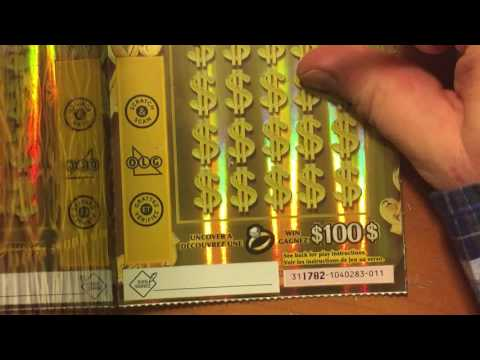 $30 Golden Treasures Nice Winner!!!