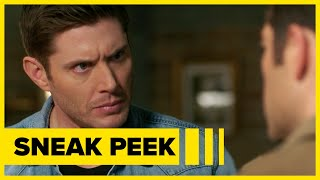 Supernatural 15x09 Sneak Peek: Dean and Cas Argue About Sam
