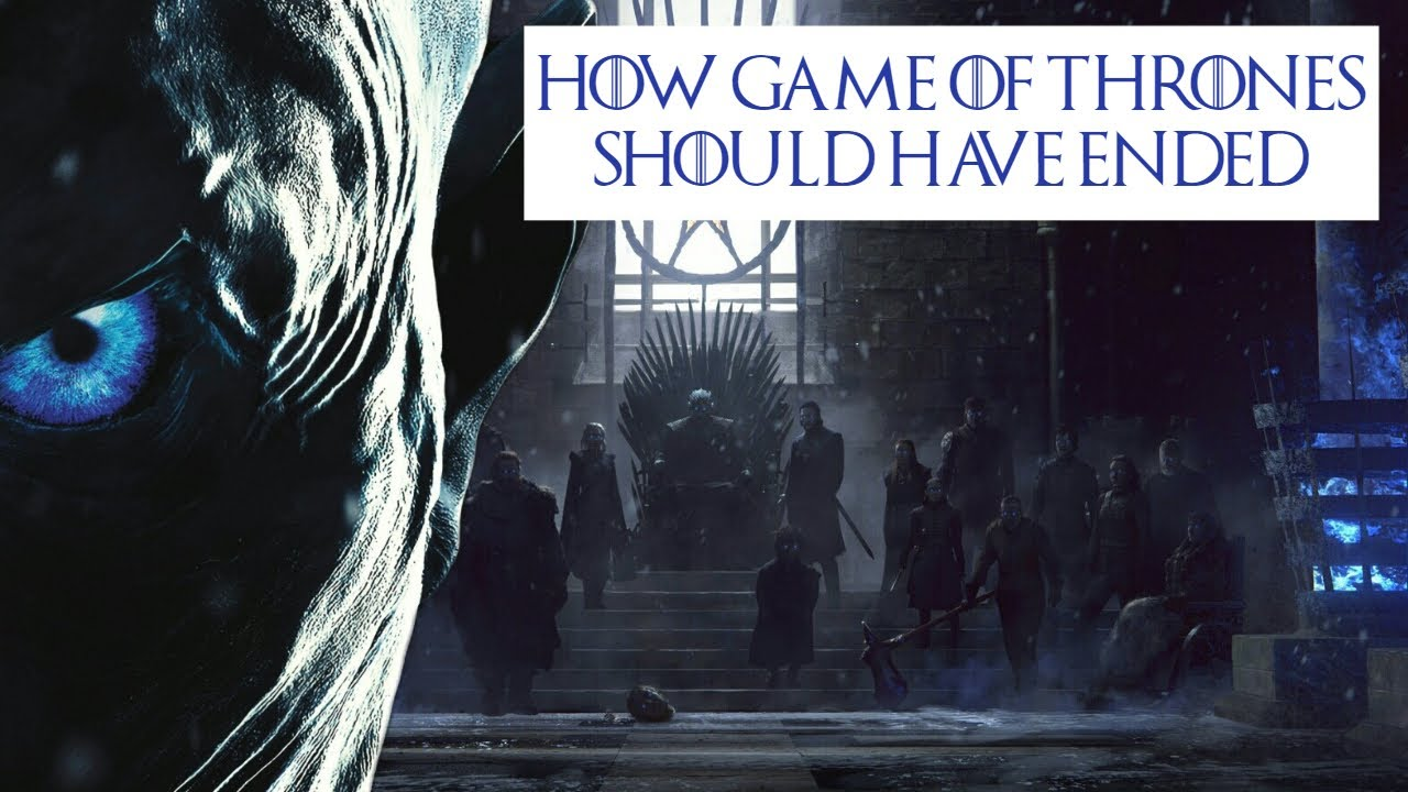 Download A New Game of Thrones Ending! (Complete Season) - Game of Thrones Season 9