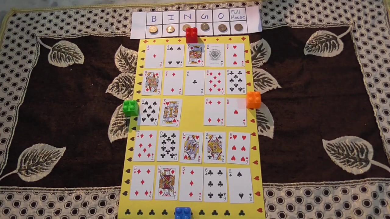 Bingo like casino game