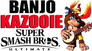Why I Want Banjo-Kazooie - Super Smash Bros Ultimate