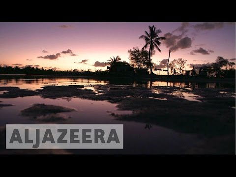 Kiribati keeping a keen eye on Morocco climate talks