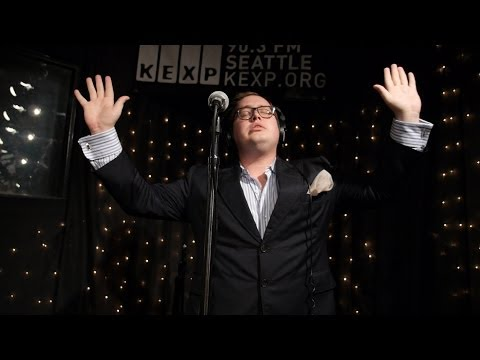 St. Paul & The Broken Bones - Like a Mighty River (Live on KEXP)