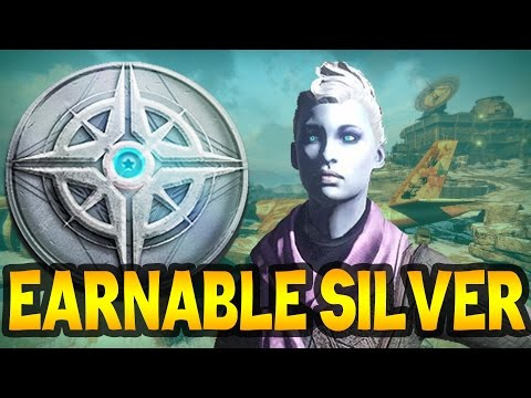 DESTINY- EARNABLE SILVER CURRENCY COMING? RISE OF IRON DLC!