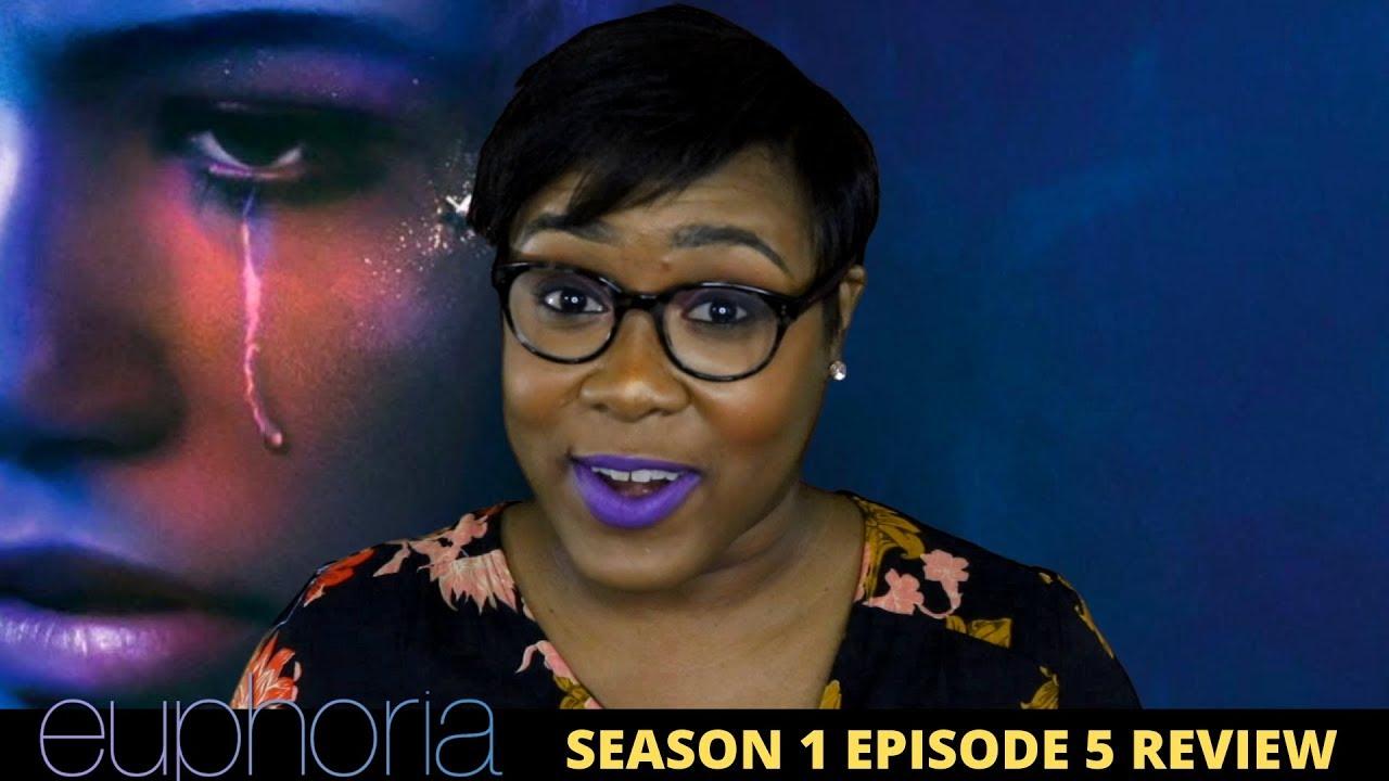 Euphoria Season 1 Episode 7 1x7 Online - HBO | The Trials ...