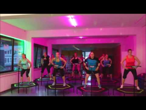 I woke up like this - Jumping Fitness Albstadt / Kurs am Dienstag 10.05.2016