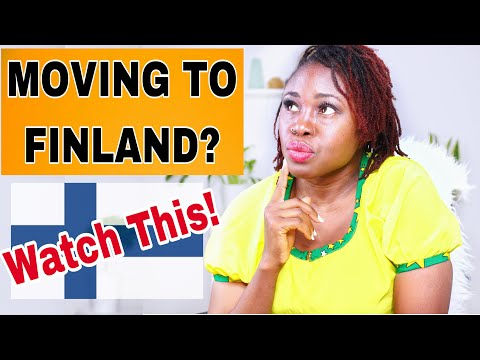 WATCH THIS BEFORE YOU PACK YOUR BAGS; Things You Need To Know Before You Move To Finland