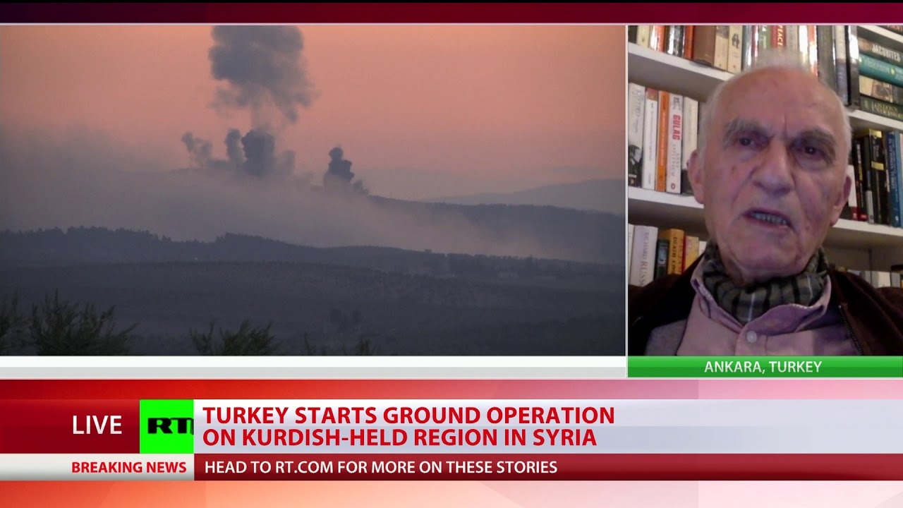 Turkish planes bomb Syrian Kurdish targets as Ankara-backed rebels enter Afrin