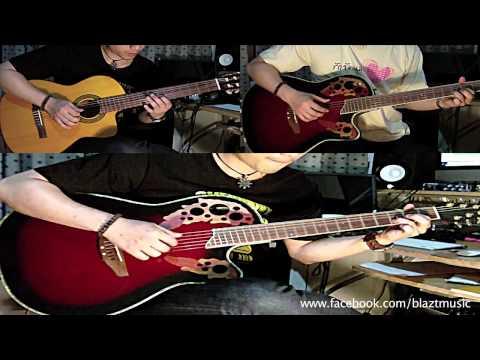 เพลงที่ฉันไม่ได้แต่ง (Acoustic) - Guitar TAB by WHIN