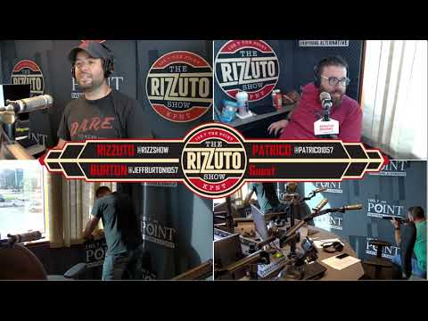 ANTHONY STALTER takes a TUSH SHOT for losing Week 2 [Rizzuto Show]