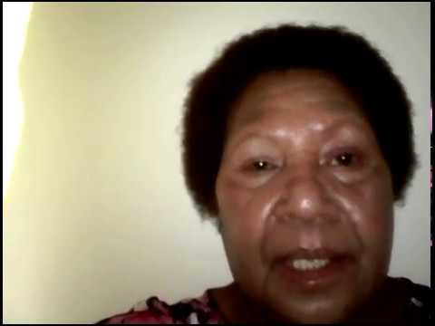 Elizabeth Hess  video presentation