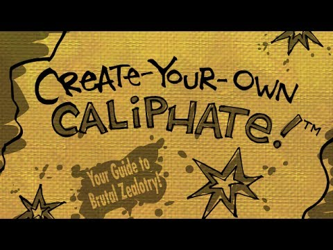 Create-Your-Own Caliphate