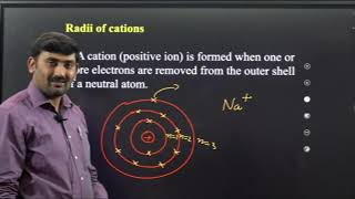I PUC | CHEMISTRY| CLASSIFICATION OF ELEMENTS AND PERIODICITY IN PROPERTIES - 03