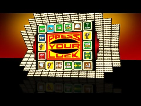 BigJon's PC Press Your Luck ORIGINAL RUN Game #1