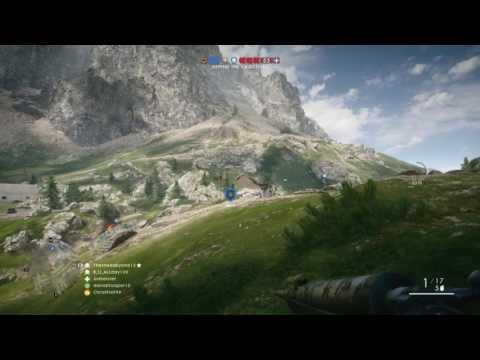 BF 1 Tank Hunter Sniper Elite Class. |