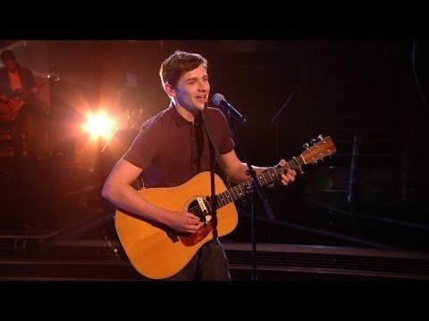 Max Milner performs Free Fallin  The Voice UK   Show 2  BBC e