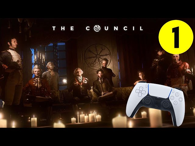 The Council PS5 Gameplay (Episode 1 Part 1)