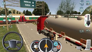Euro Truck Driver 2018 #2 - Android iOS GamePlay - Fun Truck Game