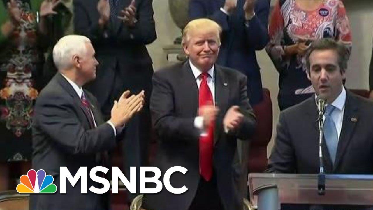 'Gigantic Baby': Trump Plummets As His Own Execs Back Biden | The Beat With Ari Melber | M