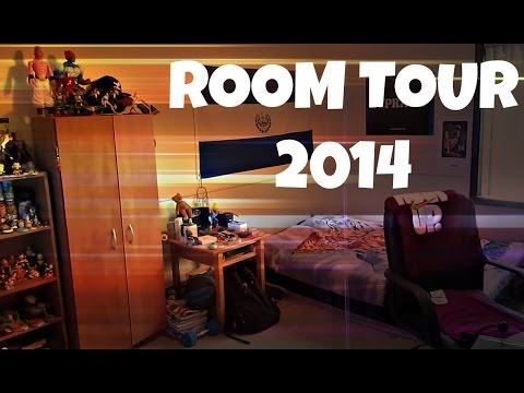 My Awesome Apartment Room Tour | Gaming Setup 2013 | 720p HD   Robles Junior