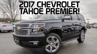 2017 Chevy Tahoe Premier - This Is it!