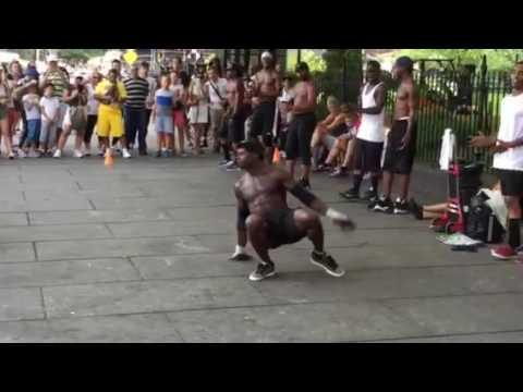 NYC Break Dancers