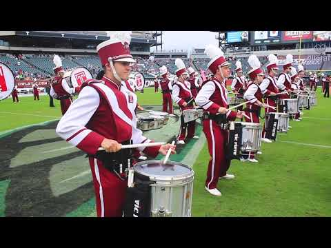 Temple University Diamond Marching Band - Better Now by Post Malone