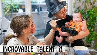 LA FRANCE A UN INCROYABLE TALENT ?? 😱 / Halloween en famille