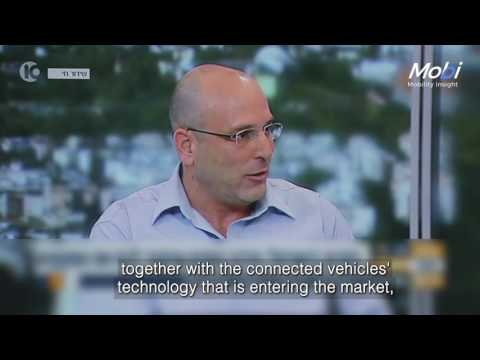 Dov Ganor, CEO of Mobi - Channel 10 Interview