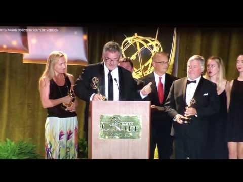 John Scoular Emmy Award speech