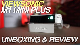 Viewsonic M1 Mini Plus Unboxin…