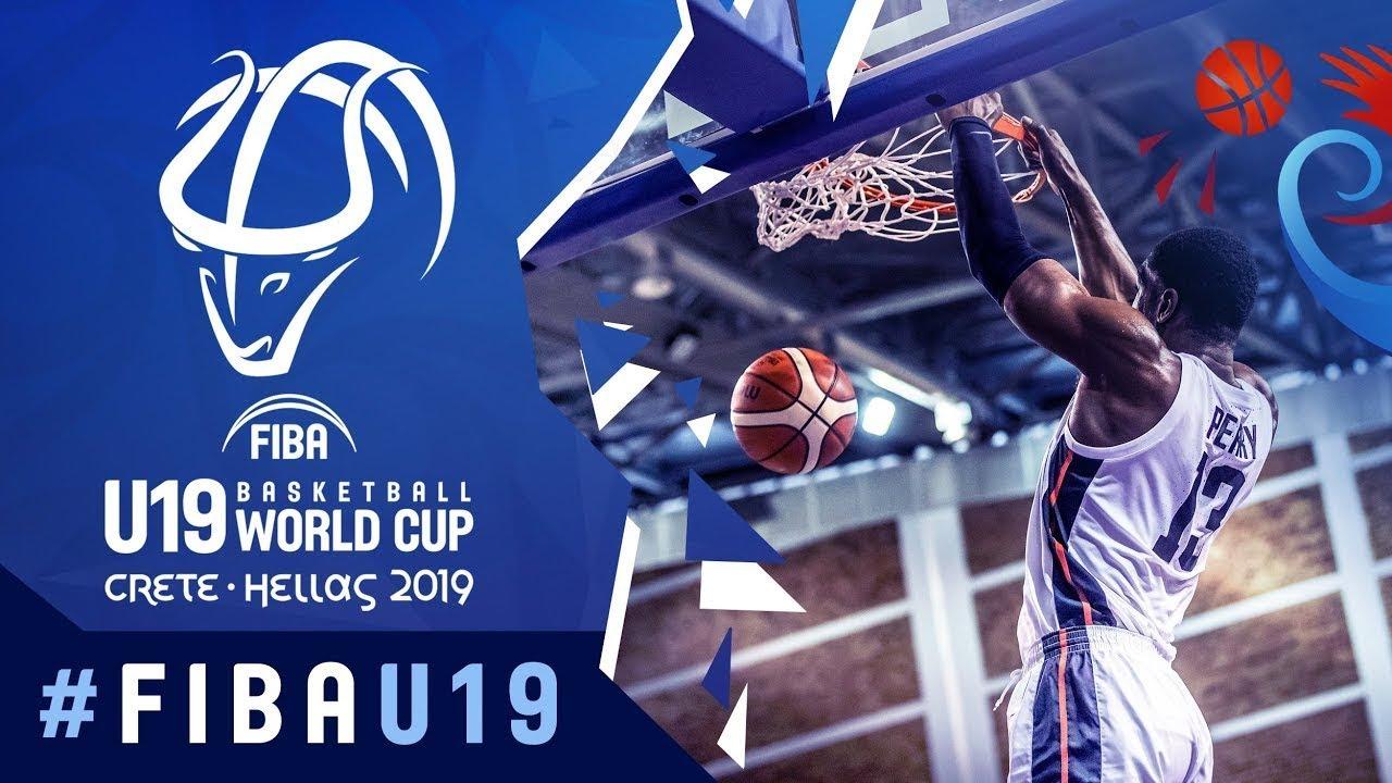 Download USA v New Zealand - Full Game - FIBA U19 Basketball World Cup 2019
