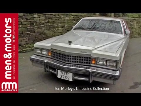 Ken Morley's American Limousine Collection