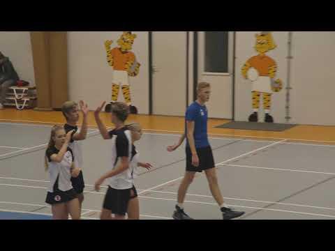 Oranje Wit korfbal U19    RTC West - RTC NoordWest