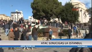 ATAC SINUCIGAS LA ISTANBUL