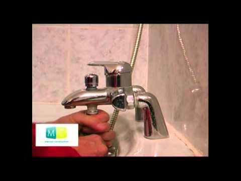 plomberie probleme robinet mitigeur baignoire plumbing problem bathtub mixer tap
